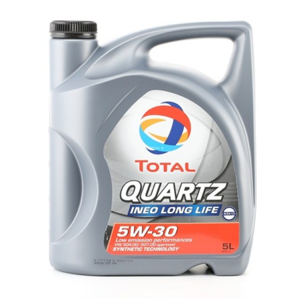 Total quartz ineo llife 5w-30 5l